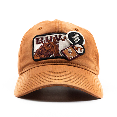 Product Image for Patch Hat - Copper