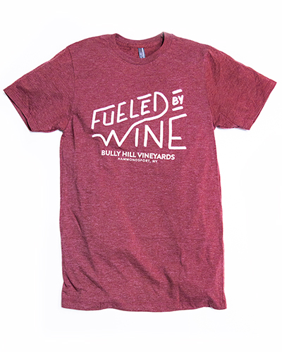 Product Image for Fueled By Wine Shirt