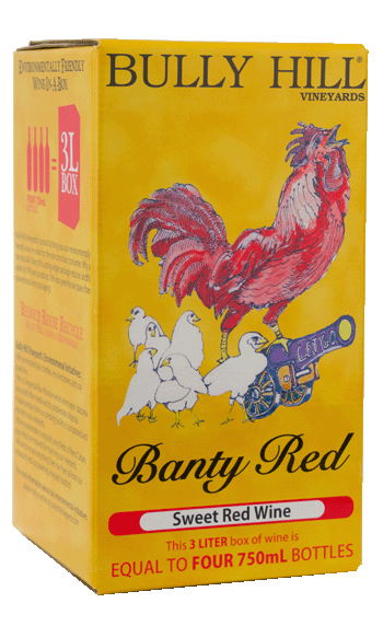 Product Image for Banty Red Box