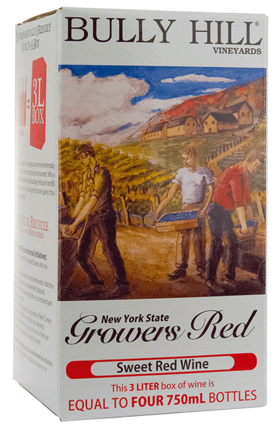 Product Image for Growers Red Box