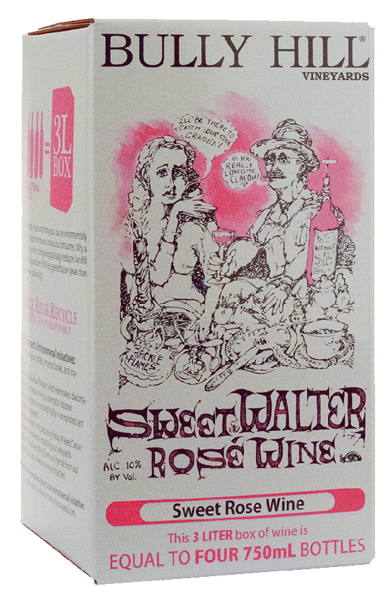 Product Image for Sweet Walter Rosé Box